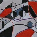 De Tomi, Senza Titolo, tecnica mista, 11x17