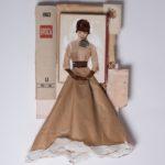 Epoca, 2018, magazine 1950 copertina libro 1960 carta fiorentina1963 cartolina tedesca primi 900, spilla, carta da pacchi, acrilico, carta velina, cm 50x70