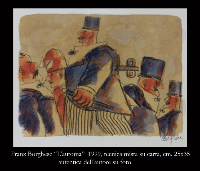 Borghese t.m. 25x35