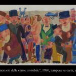 Borghese tempera 15x31
