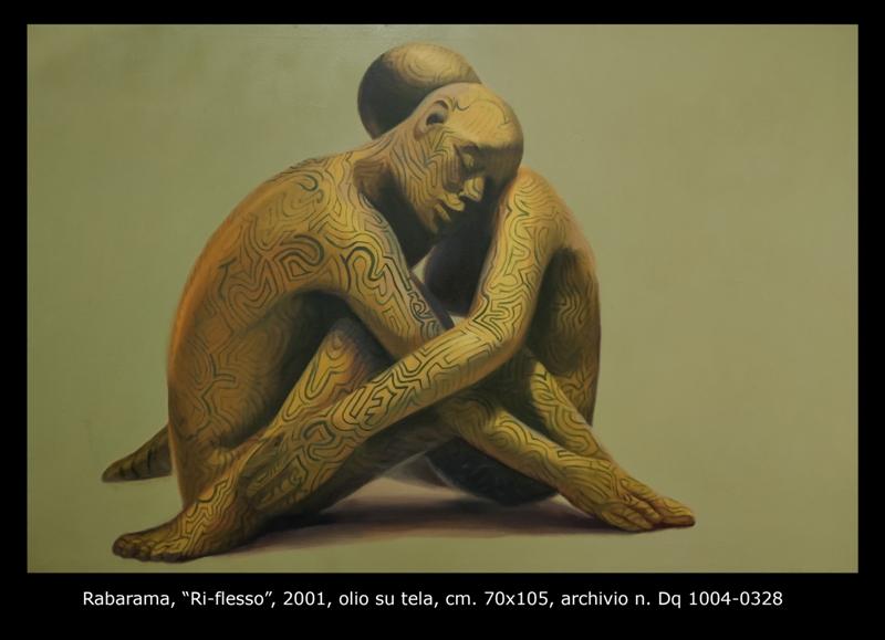 Rabarama, olio, 70x105
