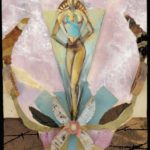 """""""Eve"""" 2001, pittoscultura, cm. 45x40"""