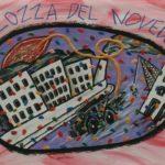 """Tavolozza del '900"" 2013, olio su tela, cm. 50x70"