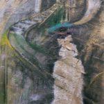 """""""Ritratto di bambina"""" 2003, olio su tela, cm. 110x65"""