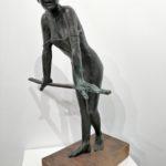 """Ballerina"" (1995), bronzo h. cm. 55"