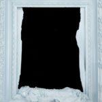 """""""Senza titolo"""" 2015, legno tela e poliuretano, cm. 60x50"""