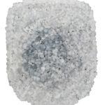 """""""Senza titolo"""" 2016, silicone, cm. 23x19"""
